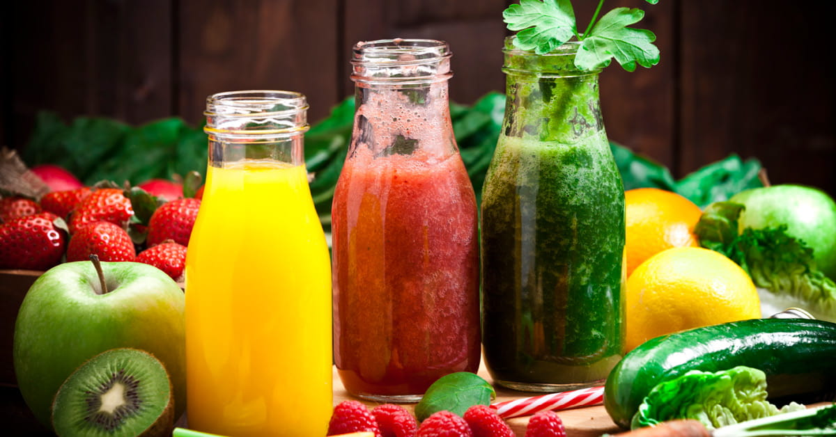 Are Juice Cleanses Actually Good for You? | Houston Methodist On Health