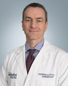 Stephen H. Little MD, FRCPC, FACC, FASE