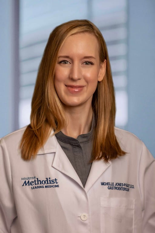 headshot of Michelle Jones-Pauley, MD