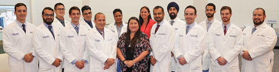 Vascular Surgery Group Photo 2019
