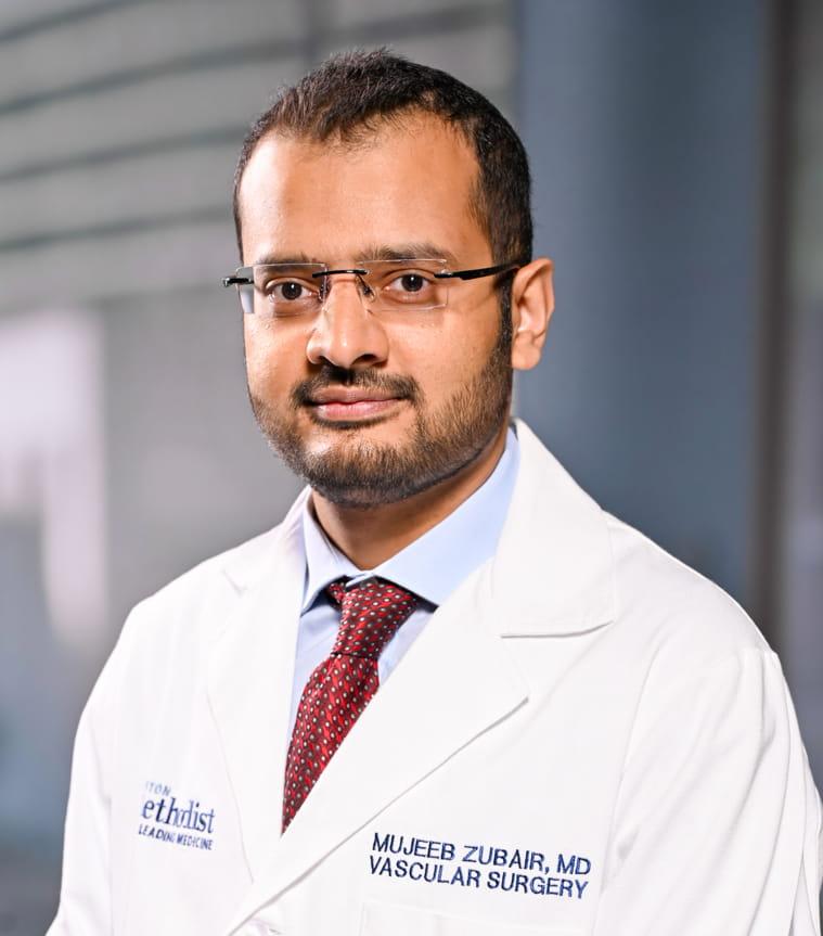 Mujeeb Zubair, MD