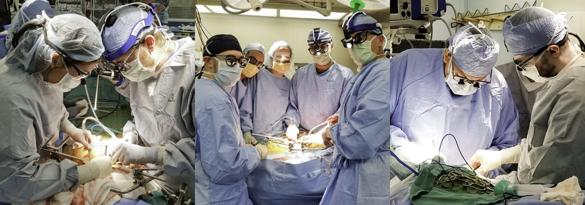 Integrated Vascular Surgery Residency at Houston Methodist
