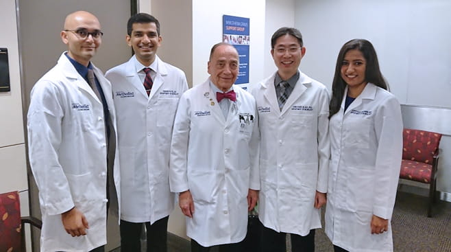 Neurology Residency: Photo Gallery | Houston Methodist