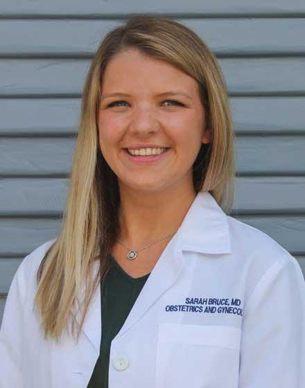 Sarah Bruce, MD