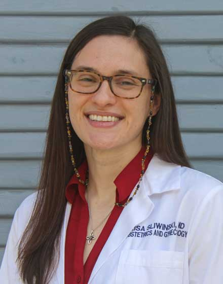 Lisa Sliwinski, MD