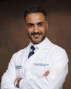 Mukhtar Ahmed Al-Saadi, MD, EdD