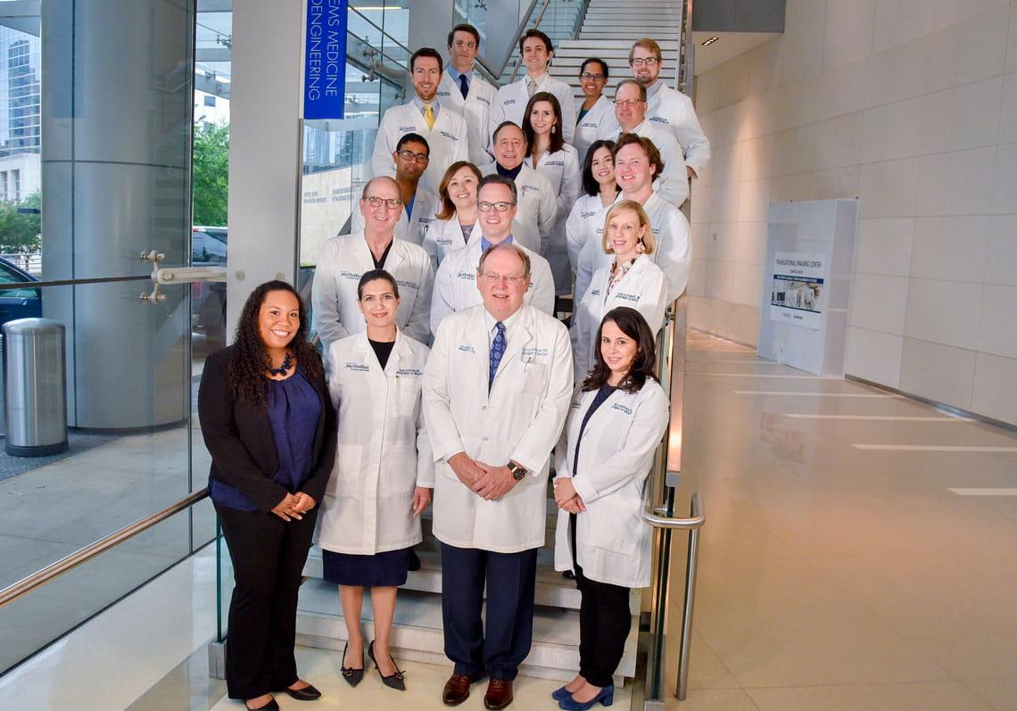 Urology Residency Group Photo