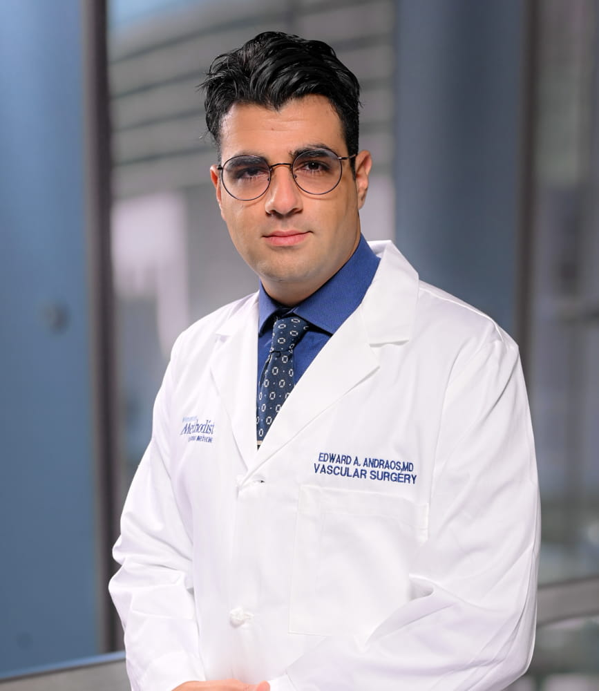 Edward Andraos, MD