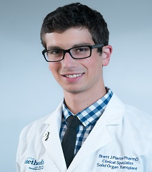 Dr. Brett Pierce