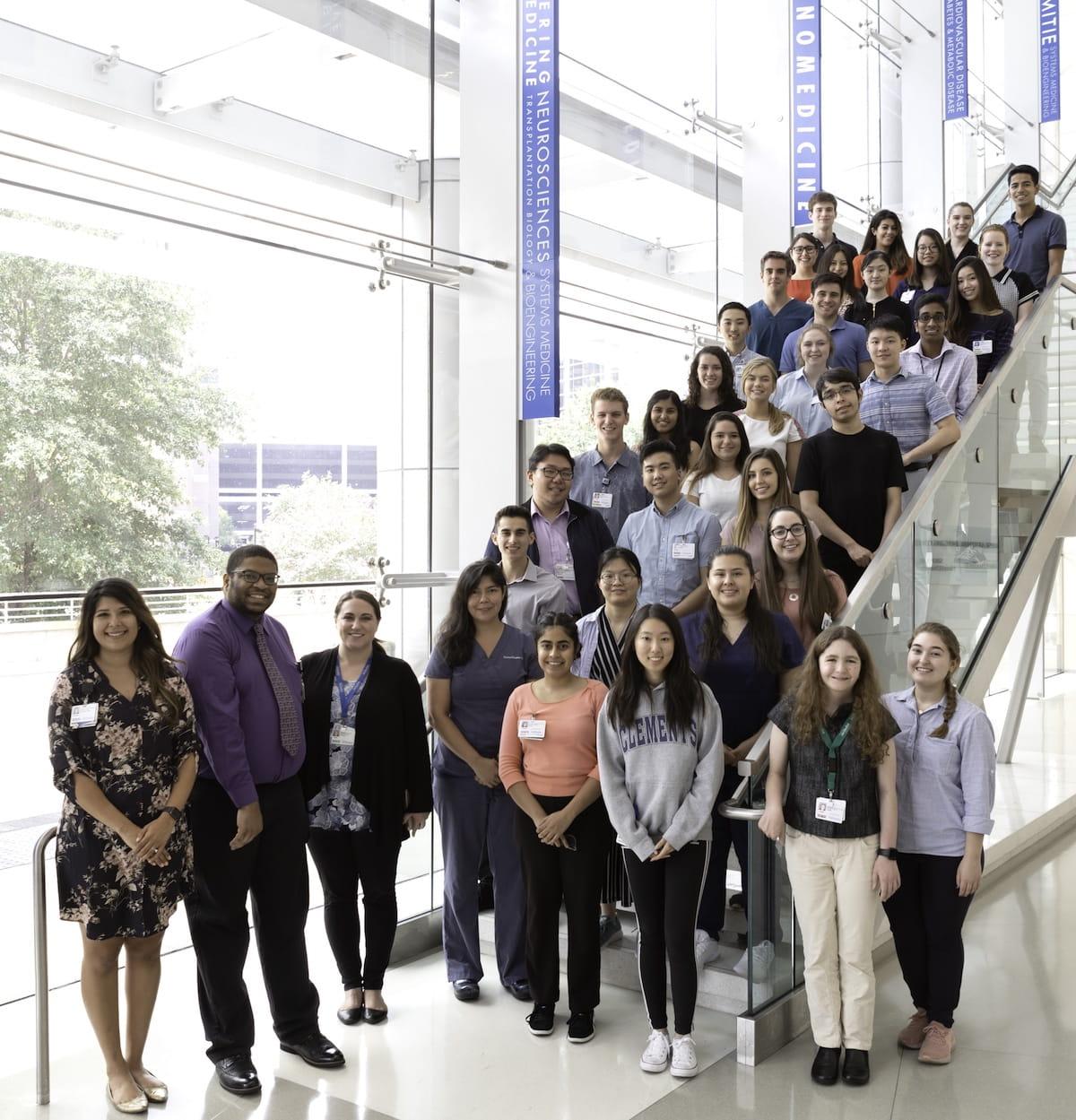 Undergraduate Summer Research Internship | Houston Methodist