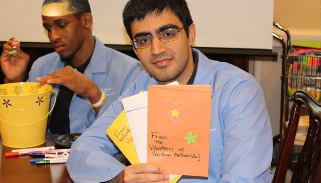 Volunteer at Houston Methodist | Houston Methodist