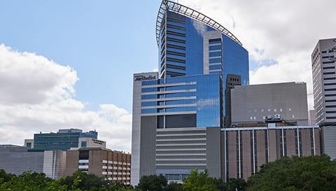 Houston Methodist Cancer Center at Texas Medical Center