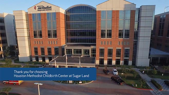 Houston Methodist Childbirth Center at Sugar Land