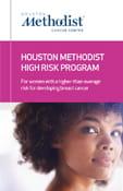 Houston Methodist High Risk Program