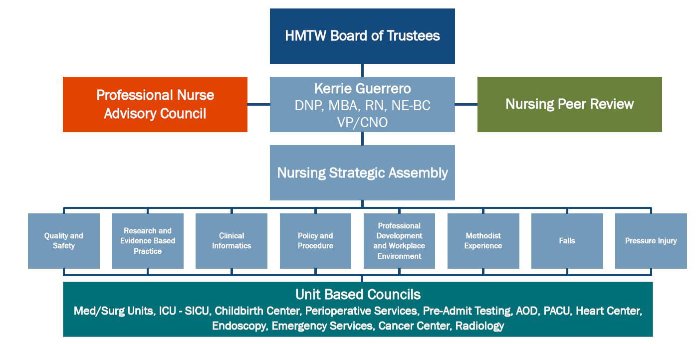 HMTW Shared Governance Nursing
