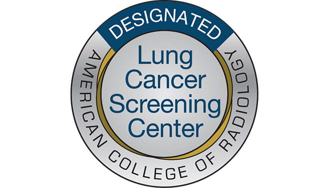 Designation Lung Cancer Screening Center