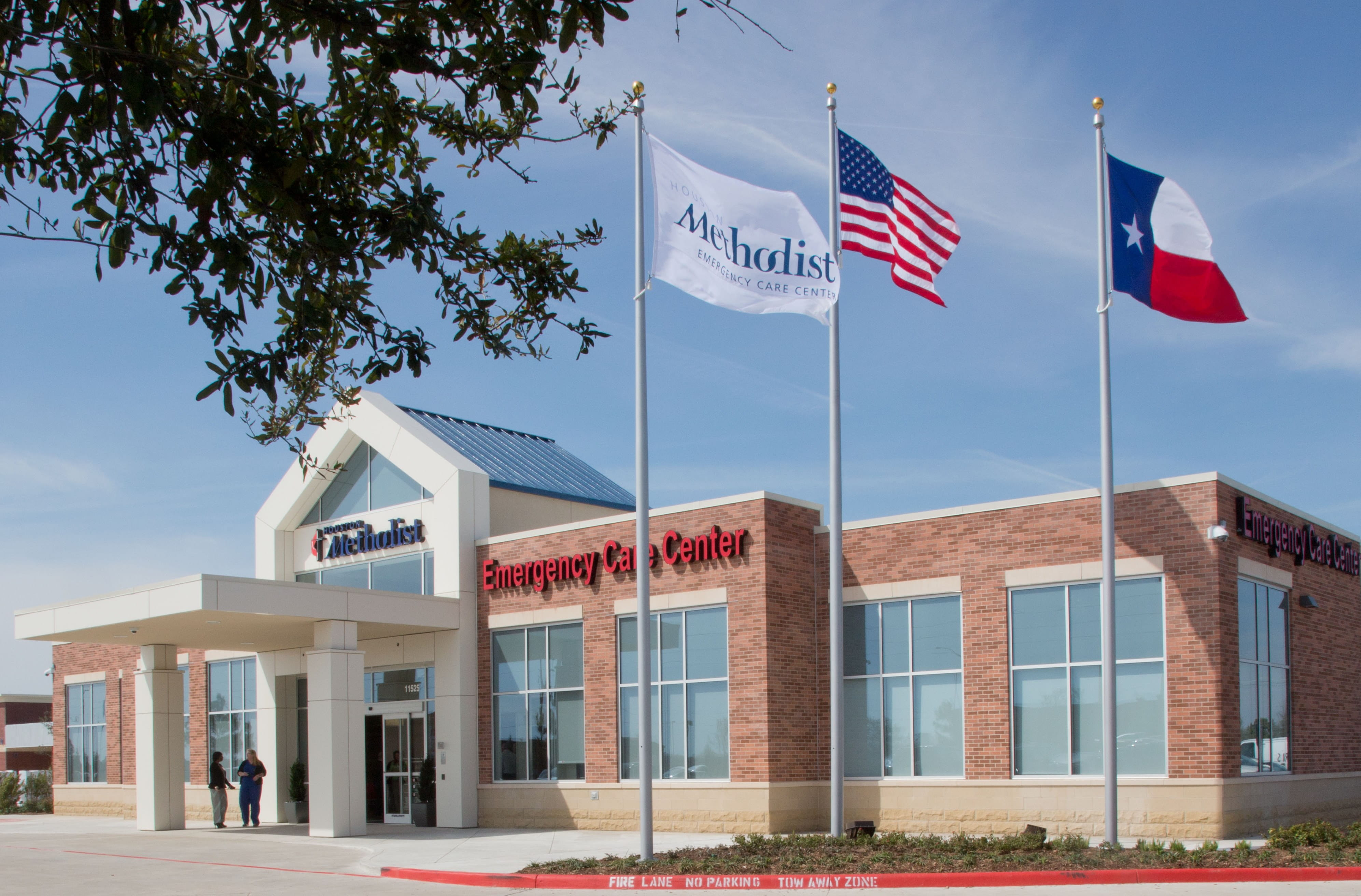 Houston Methodist Emergency Care Center In Pearland