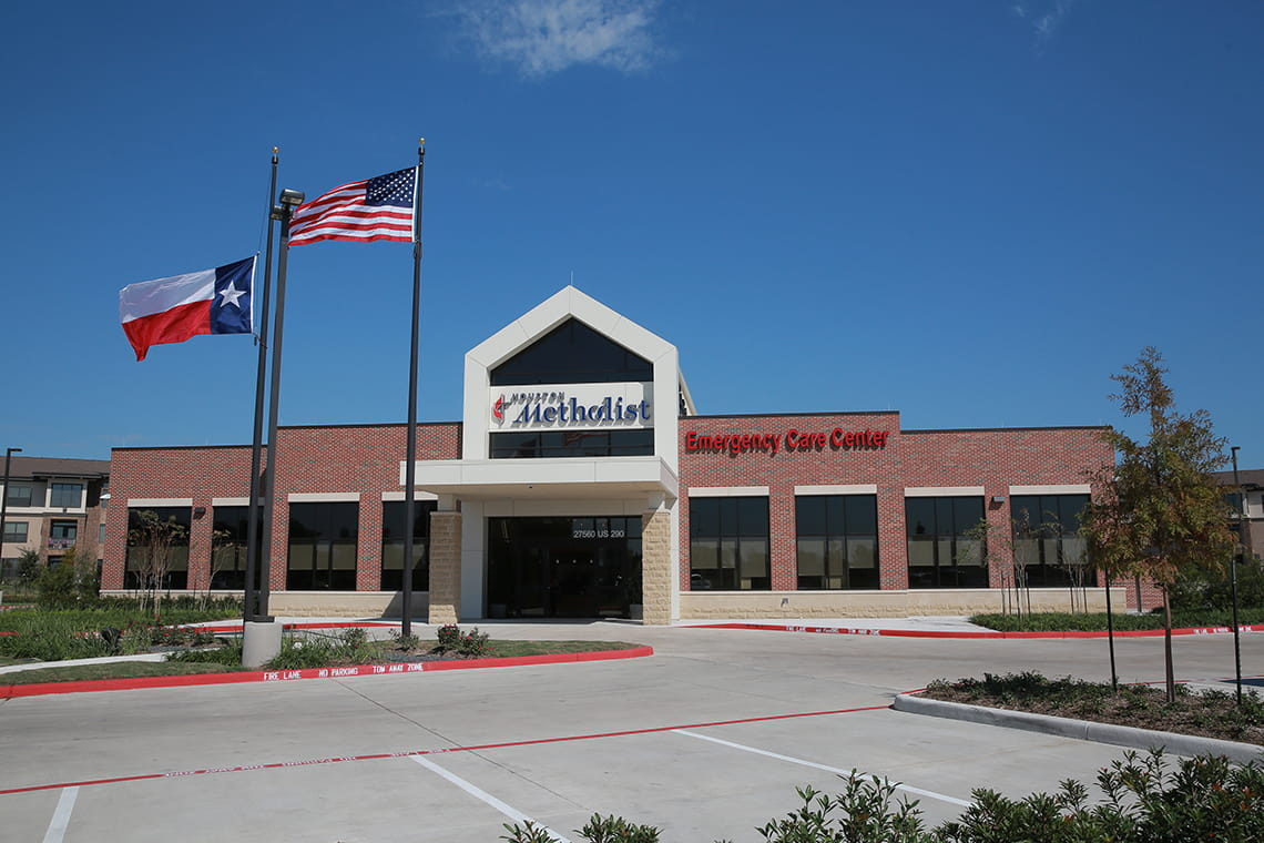 Cypress Emergency Care Center   Houston Methodist