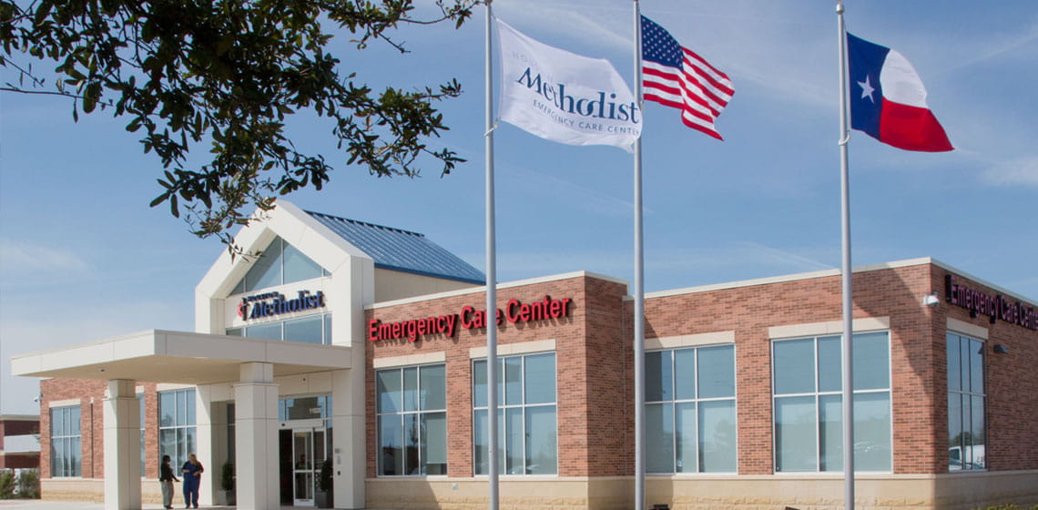 Pearland Emergency Care Center | Houston Methodist