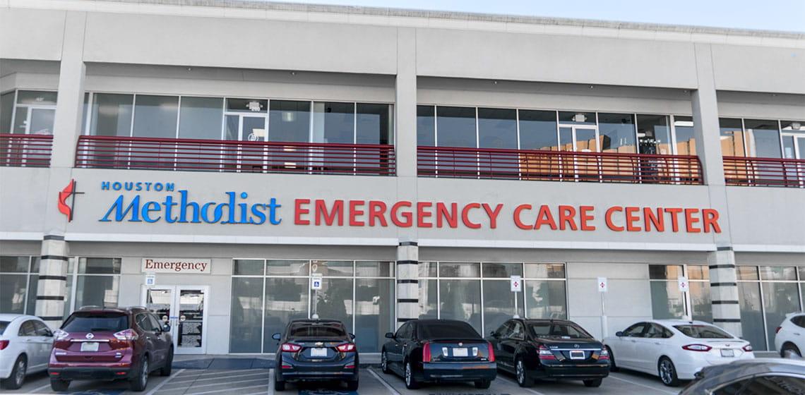 Kirby Emergency Care Center   Houston Methodist