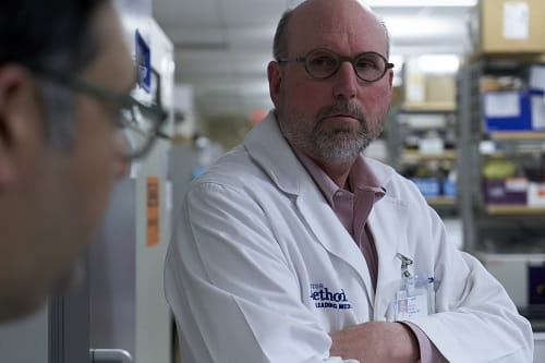 James M. Musser, M.D., Ph.D., chair of the Department of Pathology and Genomic Medicine at Houston Methodist