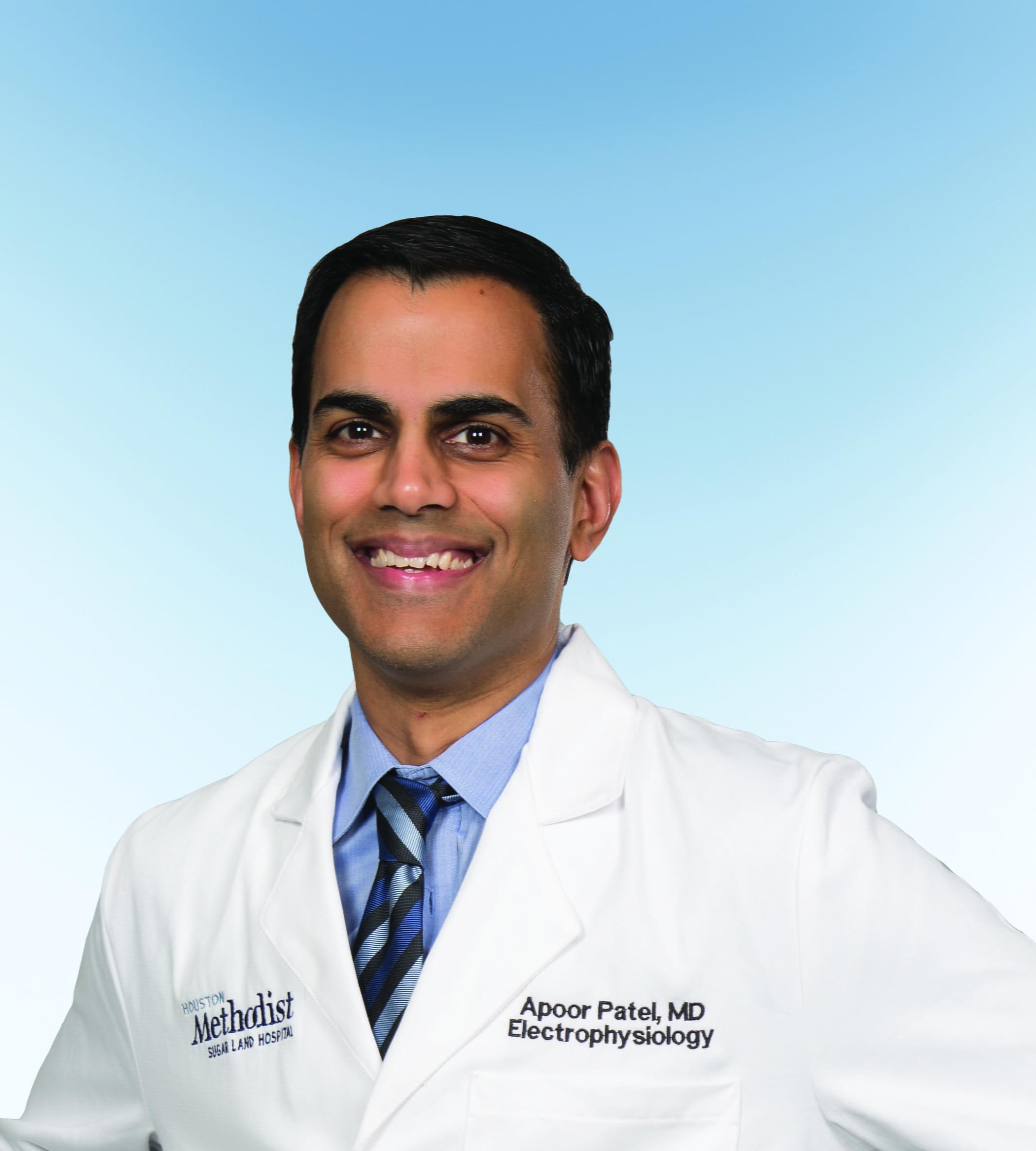 Dr  Apoor Patel | Houston Methodist