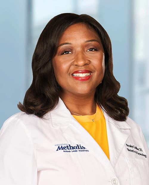 Houston Methodist Sugar Land welcomes Dr  Rosalyn Miller, OB