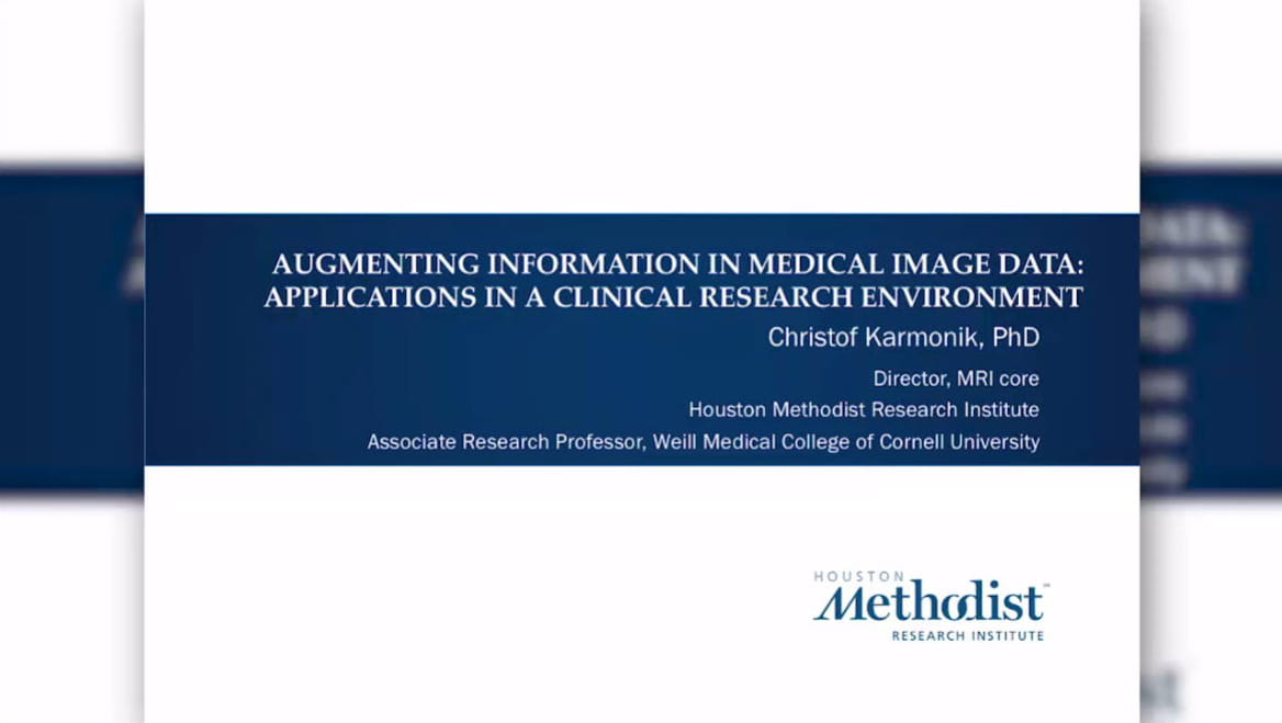 Augmenting Information in Medical Image Data
