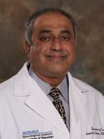 headshot of Santosh A. Helekar, MD, PhD