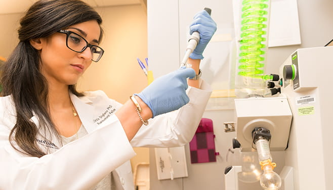 Cinzia Stigliano | Center for Neuroregeneration | Houston Methodist