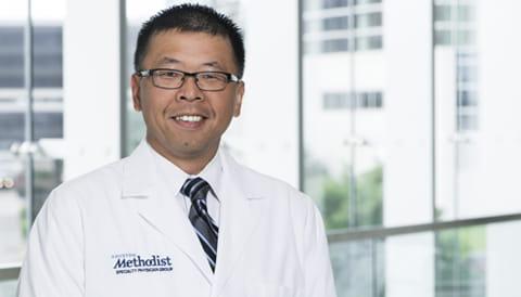 Howard Huang headshot