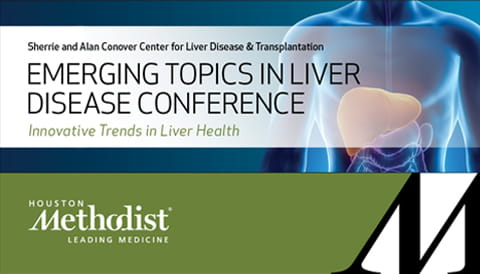flyer for Emerging Topics In Liver Disease Conference 2020