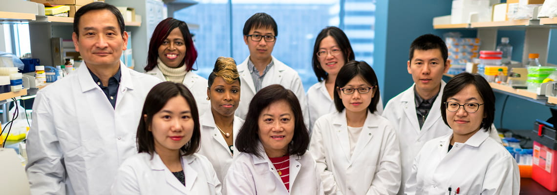 Center for Immunotherapy Research Team