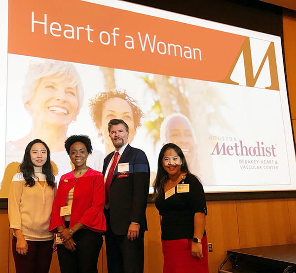 2018 Heart of a Woman