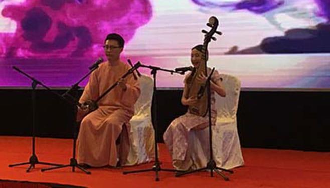Musicians at Heart Forum Banquet