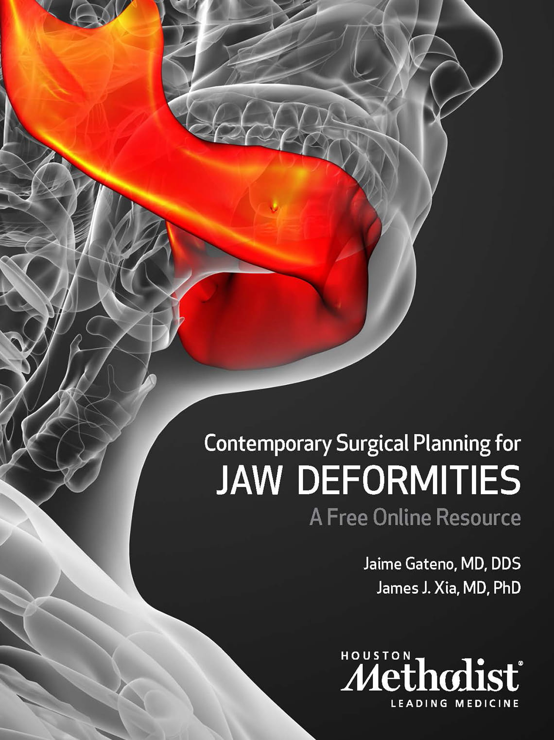 Contemporary Surgical Planning For Jaw Deformities: A Free Online Resource Book COver