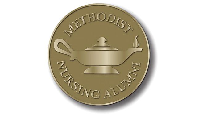 Houston Methodist Nursing Alumni logo