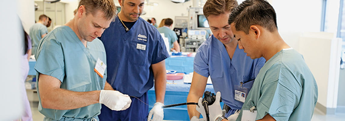 The Houston Methodist Institute for Technology, Innovation & Education  (MITIESM) is an innovative virtual hospital and hands-on clinical training  facility ...