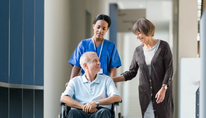 Transitions in Care | HMPAQ | Houston Methodist
