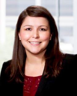 headshot of Dr. Trisha Cubb