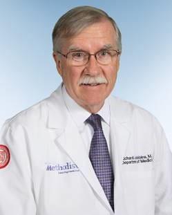 headshot of Richard J. Robbins, MD, FACP
