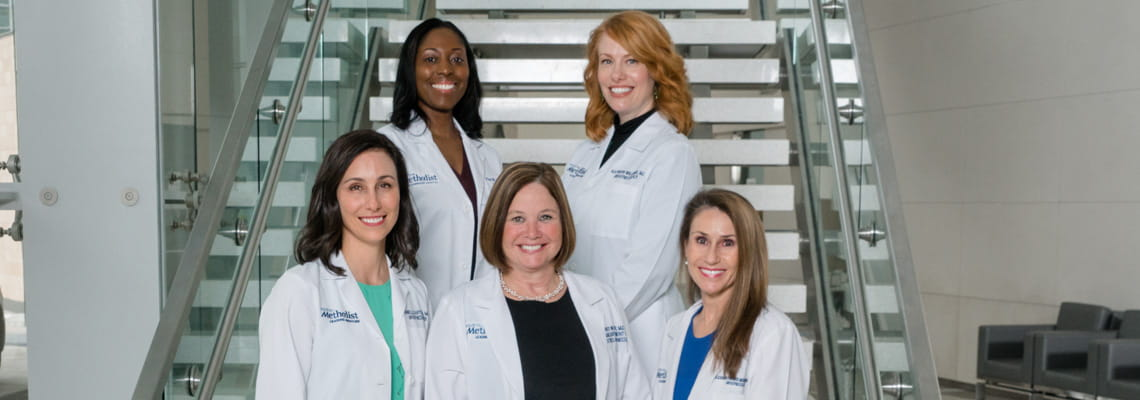 Pelvic Medicine and Reconstructive Surgery (FPMRS) Fellowship