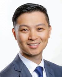 headshot of Kenny Lin