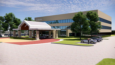 Houston Methodist Breast Care Center at Clear Lake