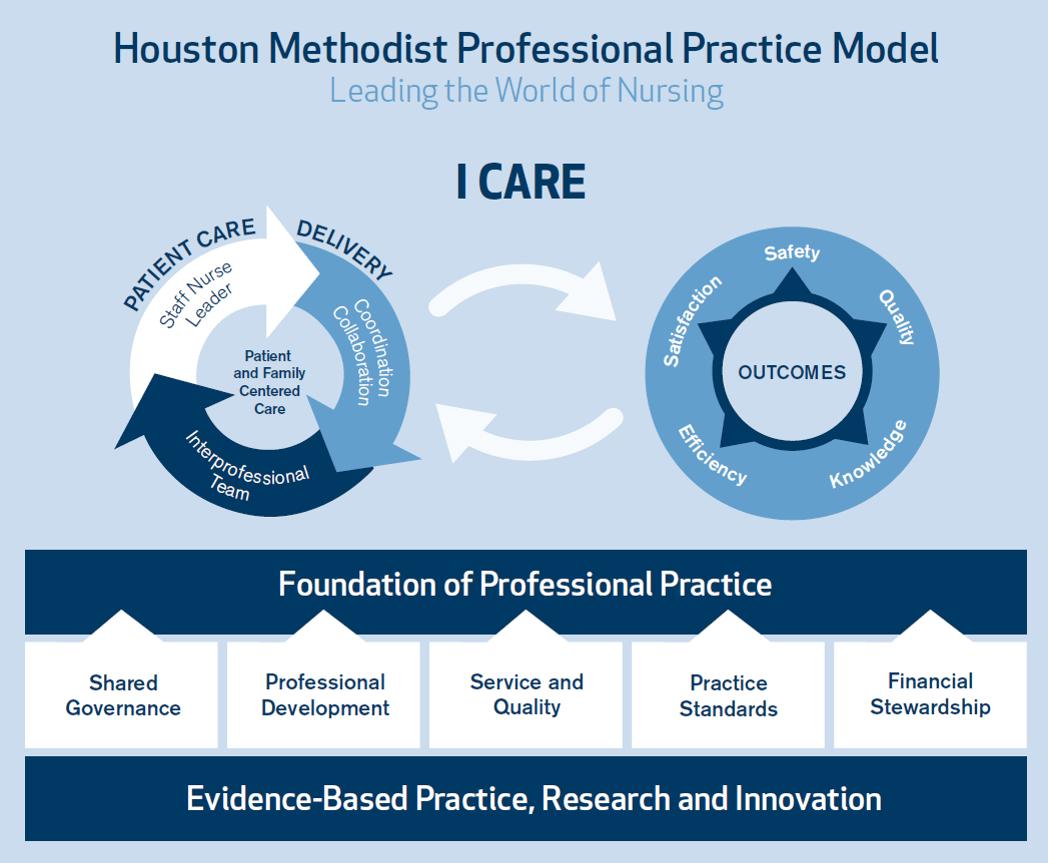 Professional Practice Model of Nursing
