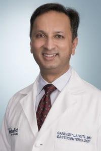 Sandeep Lahoti, M.D.