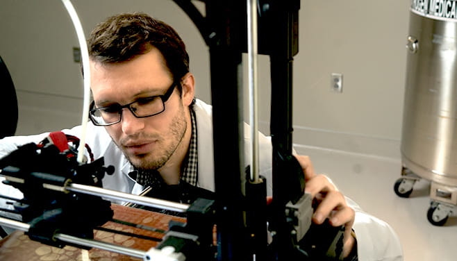 Matthew Hogan | Center for Neuroregeneration | Houston Methodist
