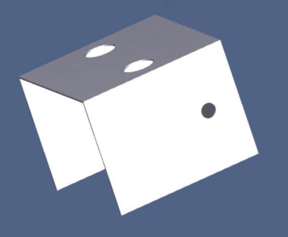 3d rendering of Aerosol Container