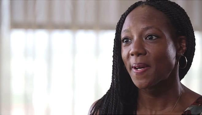 Shenese Davis shares her weight loss success story