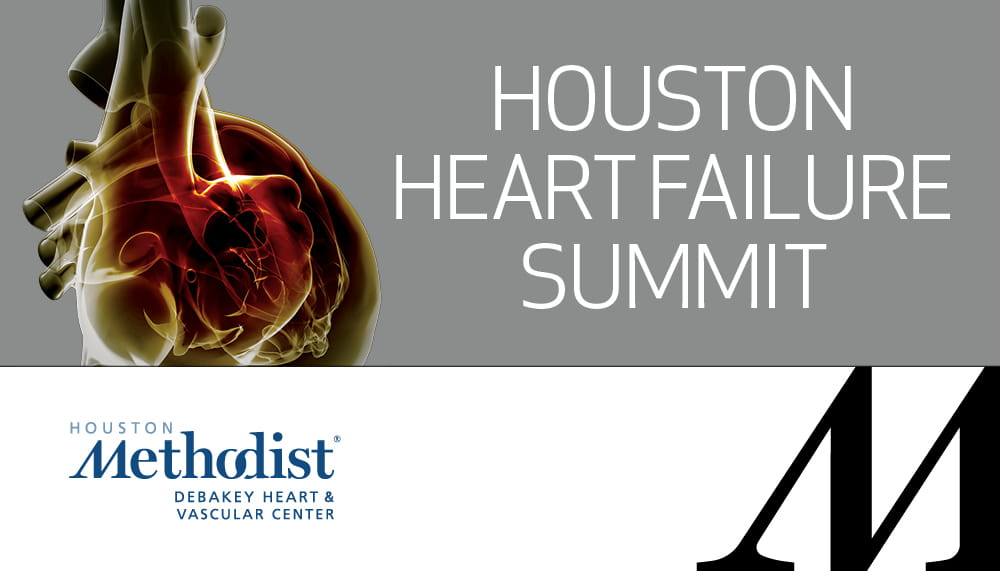 HOUSTON HEART FAILURE SUMMIT